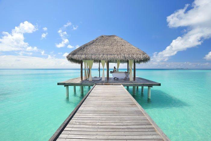 Hôtel Kuramathi Maldives 4*
