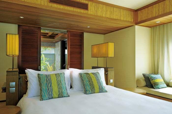 beach villa (1 chambre)