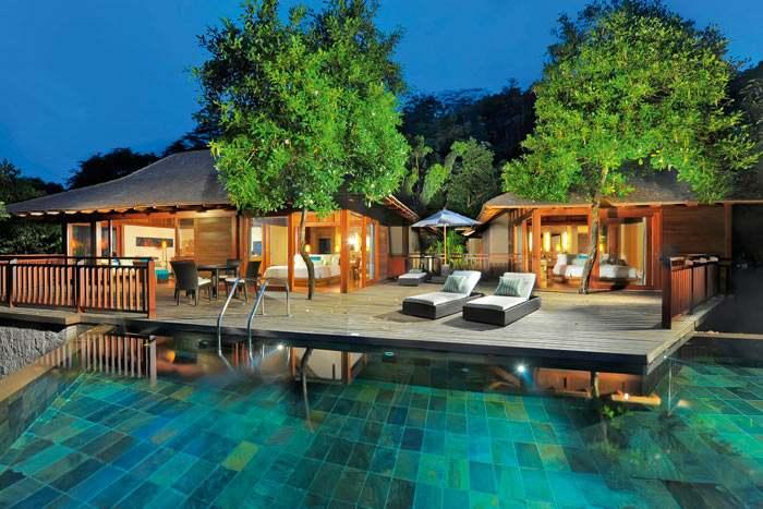 hillside villa (2 chambres)