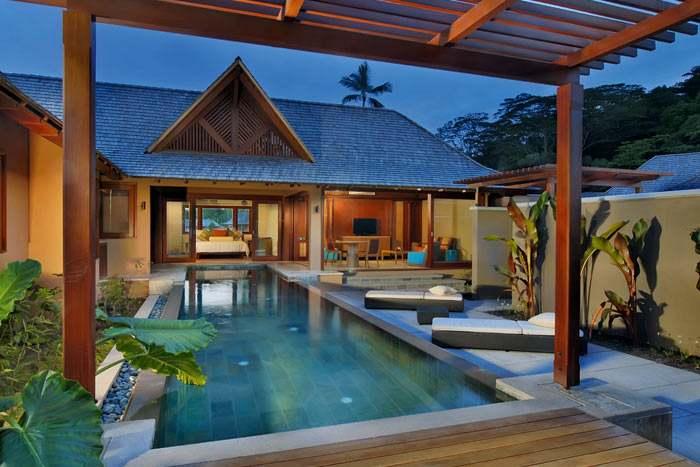 spa villa (1 chambre)