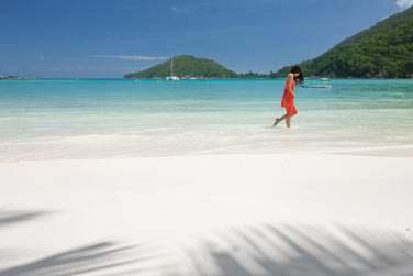 et l'une des plus belles plages de l'île