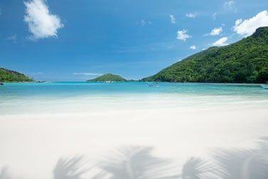 Deux plages pour un seul hôtel