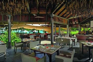 Le restaurant Seselwa 'Cuisine des Iles'