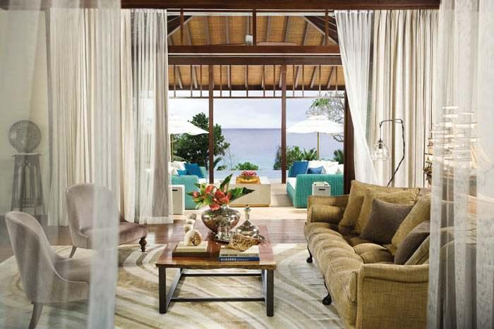 hilltop ocean view suite (2 chambres)