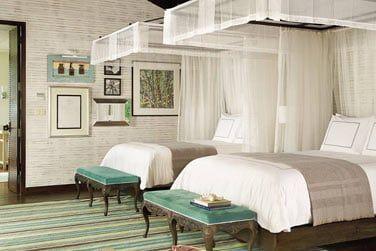 Chambre en Ocean View Suite