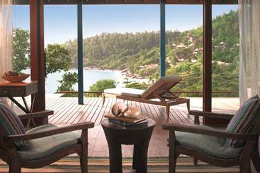 Depuis votre terrasse vous n'aurez plus qu'à contempler le paysage