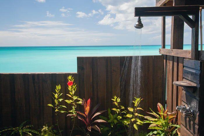 cottage standard vue piscine ou mer