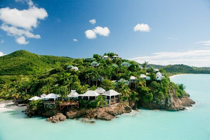 Hôtel Cocos Hotel 3* Supérieur, Antigua et Barbuda