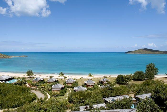 Hôtel Hermitage Bay 5*, Antigua et Barbuda