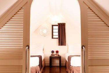 Une chambre dédiée pour les enfants