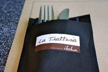 Bienvenue à la Trattoria, restaurant de spécialités italiennes !