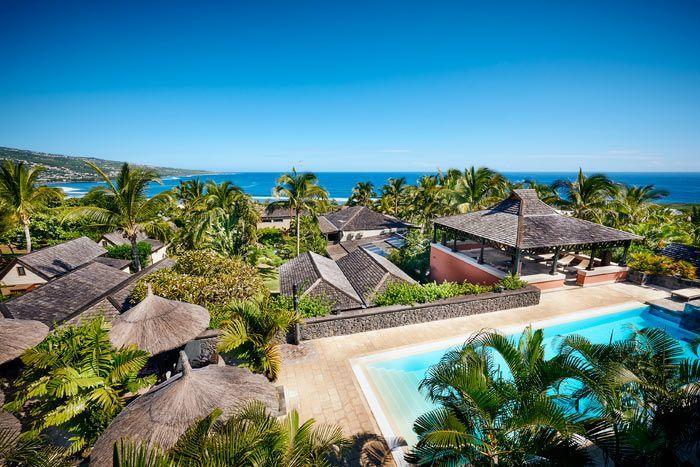 Hôtel Iloha Seaview Hotel 3*, Réunion