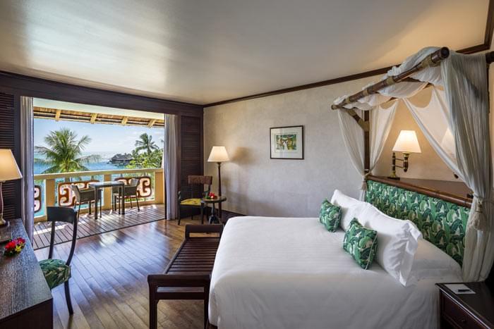 chambre panoramique lagon