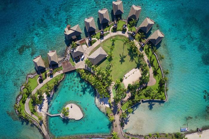 Hôtel Intercontinental Tahiti Resort 4* Luxe, Polynésie
