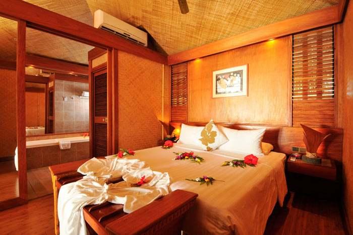 chambre lanai