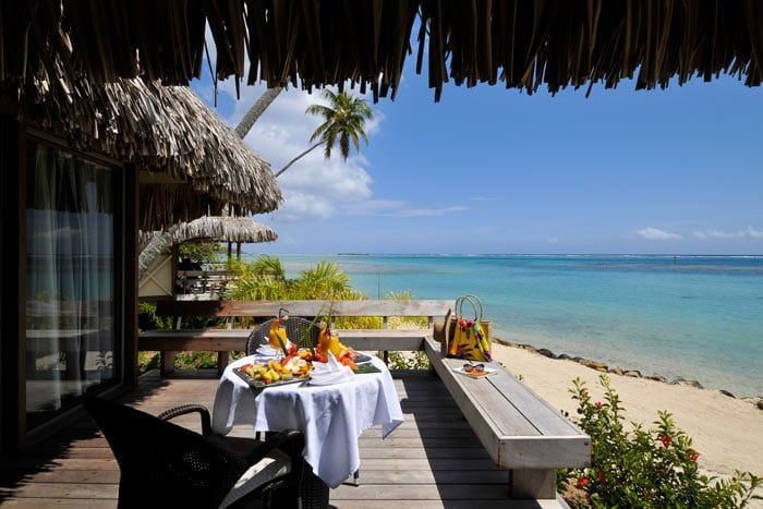 Hôtel Intercontinental Moorea Resort & Spa 4* Luxe, Polynésie