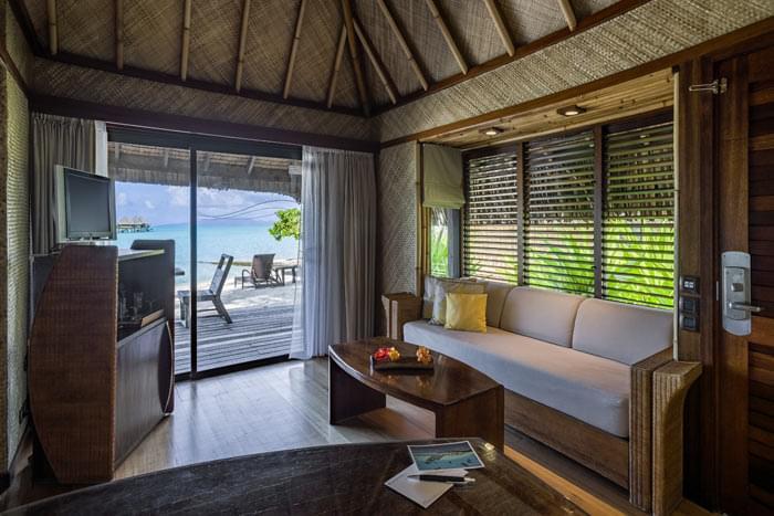 bungalow junior suite plage