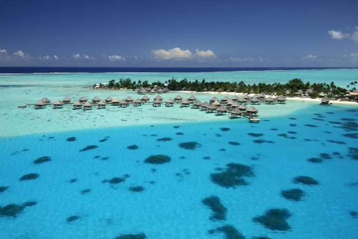 Hôtel Intercontinental Bora Bora Le Moana Resort 4*, Polynésie