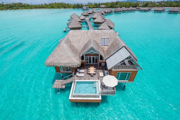 villa teremoana 2 chambres avec piscine