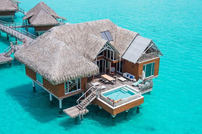 villa teremoana 1 chambre avec piscine