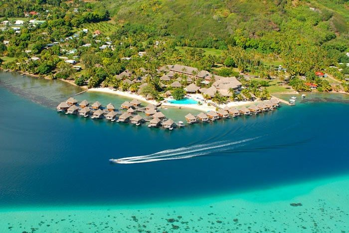 Hôtel Manava Beach Resort & Spa - Moorea (Ex-Moorea Pearl Resort & Spa) 4*, Polynésie