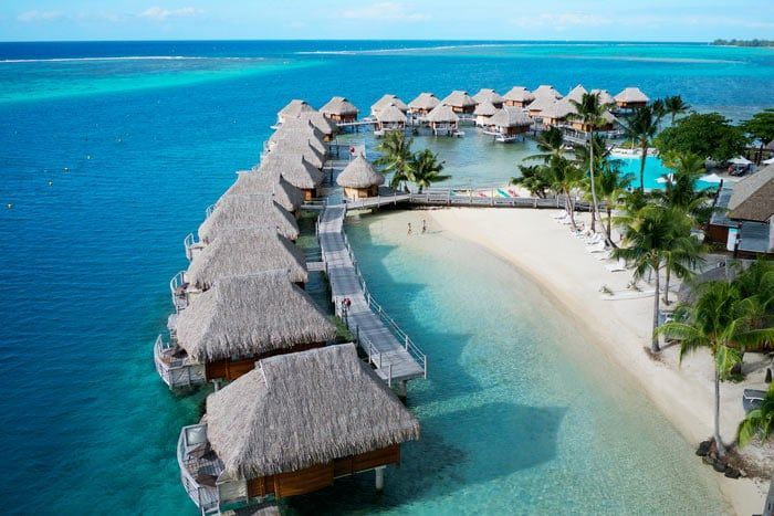photo manava beach resort & spa - moorea (ex-moorea pearl resort & spa)