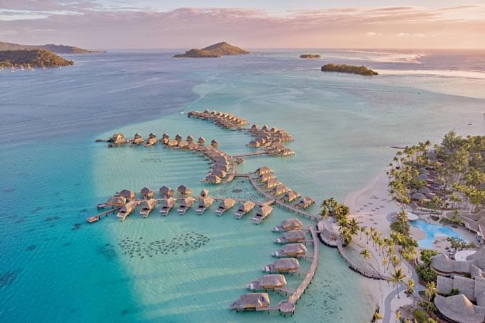 Hôtel Bora Bora Pearl Beach Resort & spa 4* Luxe, Polynésie