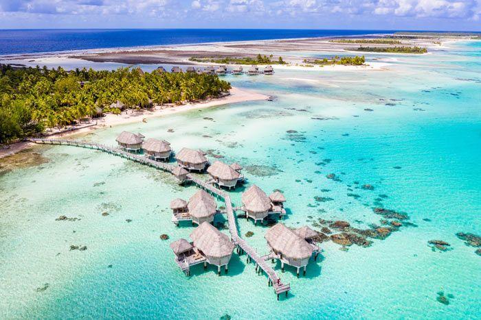 Hôtel Tikehau Pearl Beach Resort 4* Luxe, Polynésie