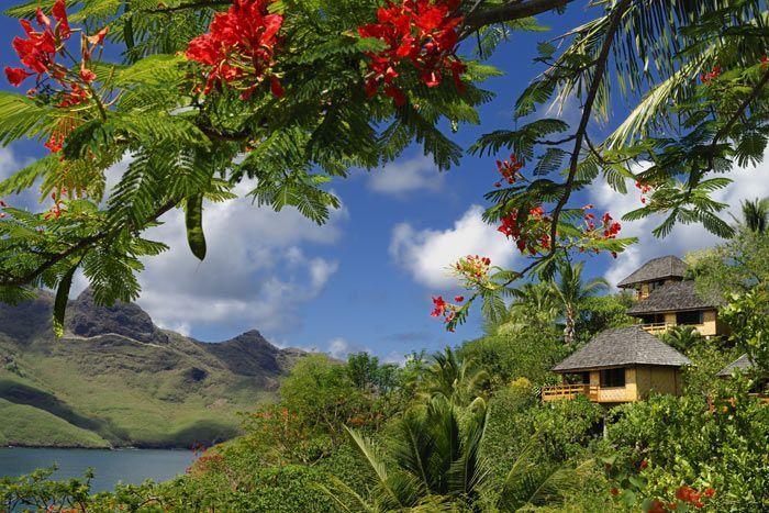 Hôtel Keikahanui Lodge - Nuku Hiva 3* Supérieur, Polynésie