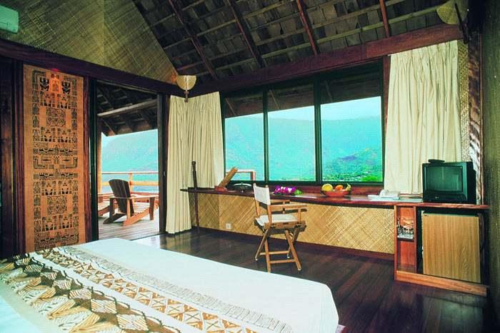 bungalow vue montagne