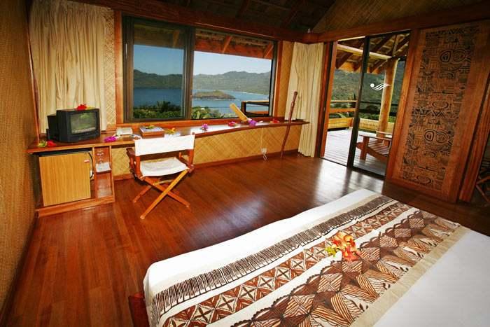 bungalow premium vue océan