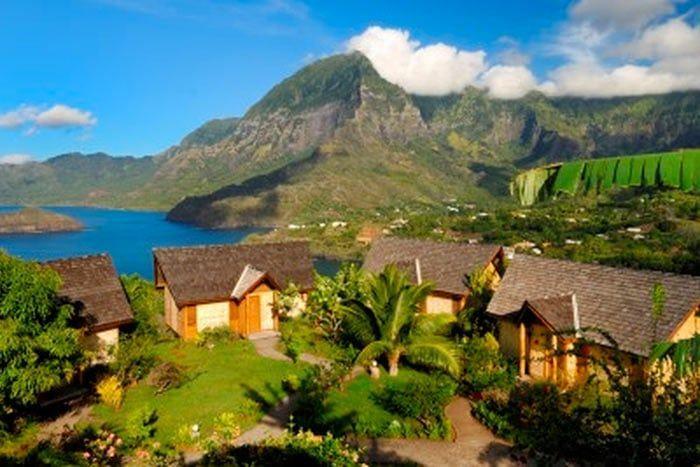 Hôtel Hanakee Lodge - Hiva Oa 3* Supérieur, Polynésie