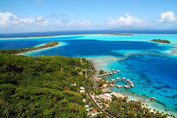 Hôtel Matira Bora Bora 2*, Polynésie