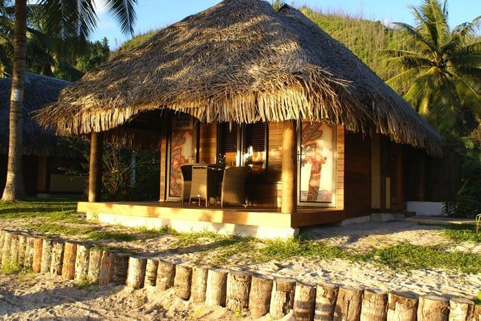 bungalow deluxe plage