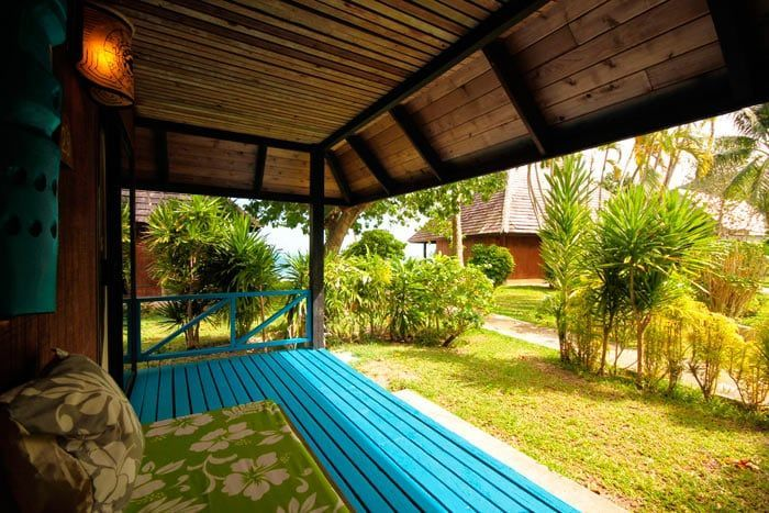 bungalow jardin kokone