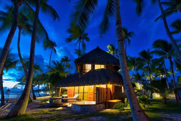 bungalow duplex plage (avec bain à remous)