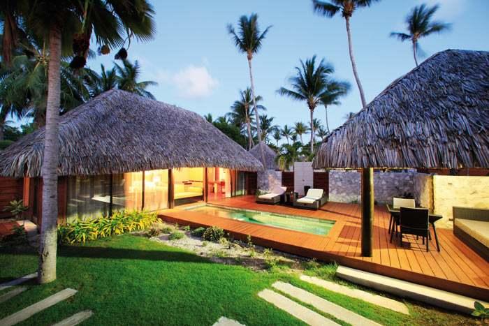 villa (avec piscine)