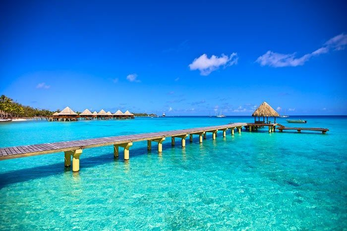 Hôtel Hotel Kia Ora Resort & Spa - Rangiroa 4*, Polynésie