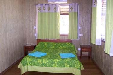 Voici la décoration des bungalows