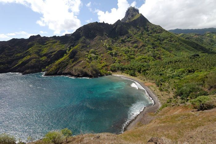 Hôtel Pension Temetiu Village - Hiva Oa, Polynésie
