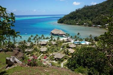 photo Le Royal Huahine Polynésie