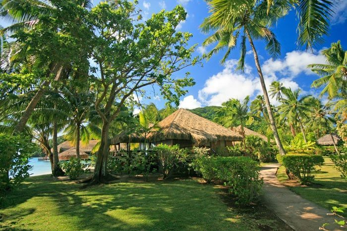 photo le royal huahine