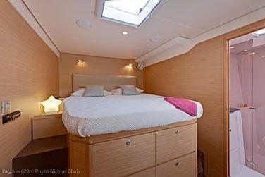 Votre cabine climatisée avec salle de bain privative
