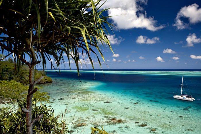 Croisière Bora Bora Dream, Polynésie