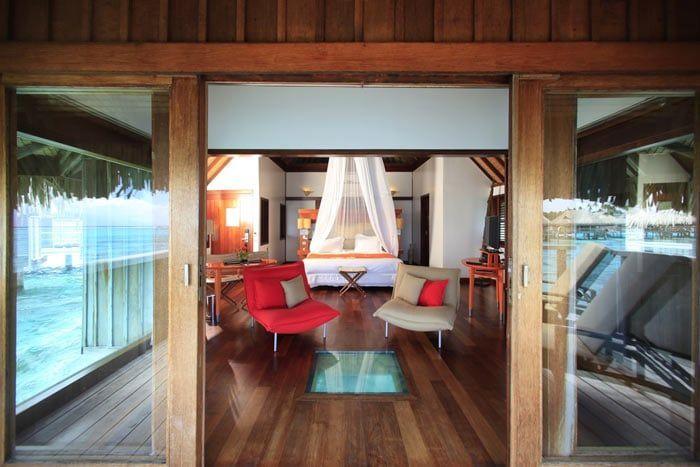 bungalow sur pilotis luxe horizon