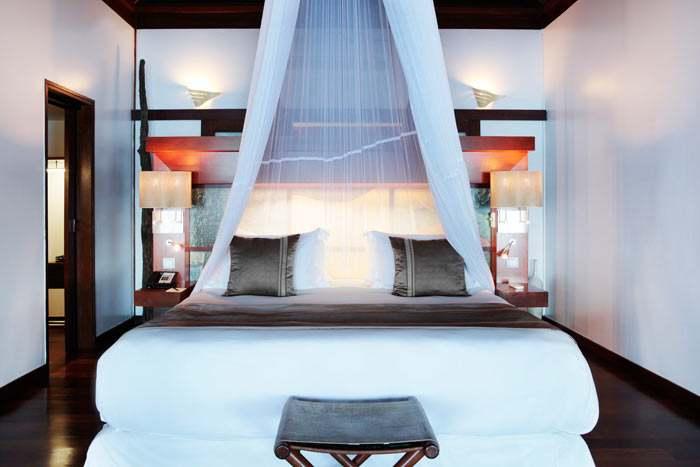 villa luxe 2 chambres