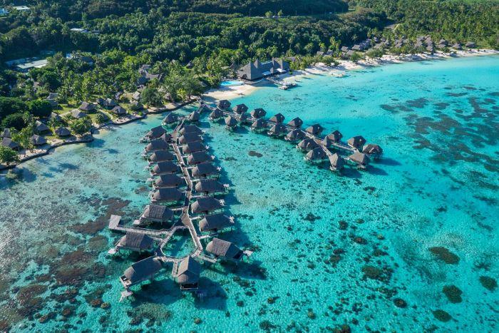 Hôtel Sofitel Moorea Ia Ora Beach Resort 5*, Polynésie
