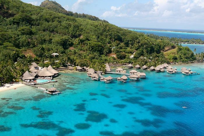 Hôtel Sofitel Bora Bora Marara Beach Resort 4* Luxe, Polynésie