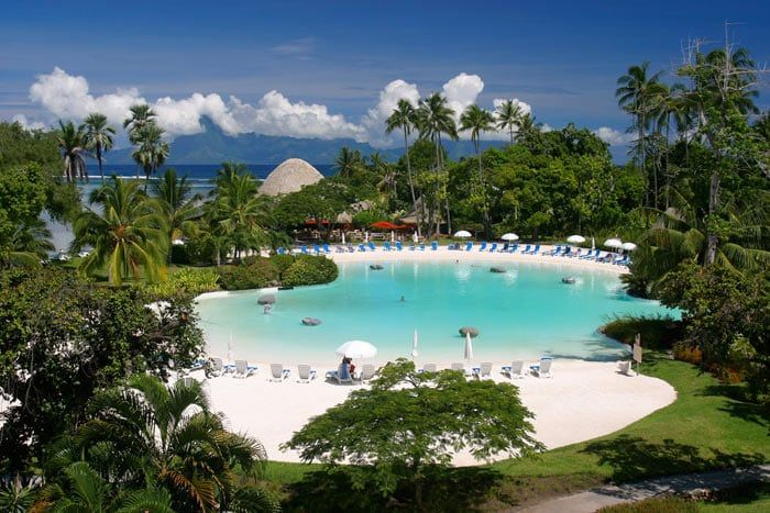 Hôtel Le Méridien Tahiti 4*, Polynésie