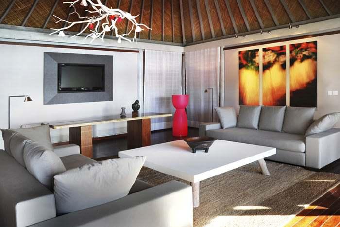 villa plage avec piscine (2 chambres)
